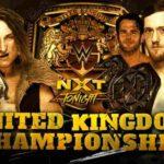 カイル・オライリーがUK王者ピート・ダンに挑戦!ウォーレイダーズ快勝!【WWE・NXT・2018年6月】