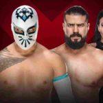 WWE 2018.7.15 エクストリームルールズ2018の対戦カード