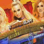 WWE 2018.8.19 サマースラム2018 試合結果・PART1【キックオフショー~SD女子王座戦】