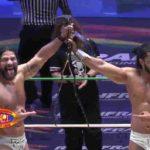 ロス・インゴベルナブレスがCMLL世界タッグ王座獲得!【CMLL・2018年7月】