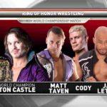 ジェイ・リーサルがROH世界王座獲得!大江戸隊・葉月がWOH王座挑戦!【ROH・#357】