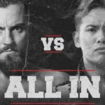 ALL IN の一部対戦カードが決定!【新日本プロレス・2018年9月】