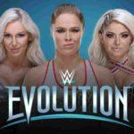 女子選手によるPPV・エヴォリューション開催決定!【WWE・RAW・2018.7.23・PART1】