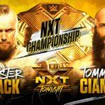 トマソ・チャンパがNXT王座獲得!【WWE・NXT・2018年7月】