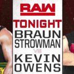ブラウン・ストローマン対ケビン・オーエンズ!レインズとラシュリーは完全に決別!【WWE・RAW・2018.7.2・PART2】