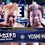 オカダ・カズチカ&YOSHI-HASHIのダブル凱旋帰国試合【2012.1.4】