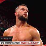 バロン・コービンがサマースラム直前回でフィン・ベイラーをノックアウト!【WWE・RAW・2018.8.13・PART1】