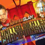 WWE 2018.8.19 サマースラム2018 試合結果・PART2【WWE王座戦~ユニバーサル王座戦】