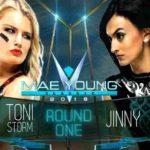 トニー・ストームがストロングゼロで勝利、1回戦突破!【WWE・メイヤングクラッシック2018・1回戦】
