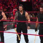 シールドが怒りの反撃!RAWタッグ王座戦!【WWE・RAW・2018.9.10・PART1】