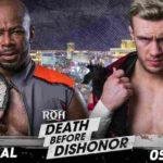 ROH・試合結果・2018.9.28・デスビフォアーディスオナー