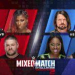 ミックスドマッチチャレンジ2開幕!ストローマン&ムー、AJ&シャーロットが初戦勝利!【WWE・2018年9月】