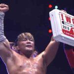 棚橋弘至がIWGP挑戦権利証・次期挑戦者にジェイ・ホワイトを指名【新日本プロレス・2018年9月】