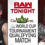 ドルフ・ジグラー、セス・ロリンズがWWEワールドカップ出場決定!【WWE・RAW・2018.10.15・PART1】