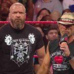ショーン・マイケルズがクラウンジュエルで現役復帰?ベラツインズがラウジーを襲撃!【WWE・RAW・2018.10.8・PART1】