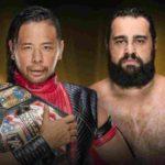 WWE・2018.11.2・クラウンジュエルの対戦カード