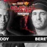 ROH・グローバルウォーズ2018でIWGP USヘビー級王座戦が決定!【新日本プロレス・2018年11月】