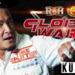 内藤哲也のグローバルウォーズ2018参戦が決定!【ROH・2018年11月】
