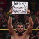 ジョニー・ガルガノ対トニー・ニース!EC3対ラーズ・サリバン!【WWE・NXT・2018年10月】