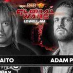 ROH・試合結果・2018.11.8・グローバルウォーズ2018・二日目