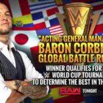 WWEワールドカップ出場者決定バトルロイヤル!カート・アングル登場!【WWE・RAW・2018.10.8・PART2】