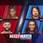 MMC2・4週目!ストローマン&ムーン組、AJ&シャーロット組が勝利!【WWE・2018年10月】