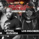 ROH・試合結果・2018.11.7・グローバルウォーズ2018・初日