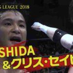新日本プロレス・試合結果・2018.10.23・スーパージュニアタッグリーグ2018・六日目