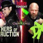 ショーン・マイケルズがスウィート・チン・ミュージック!ディーン・アンブローズは無言…【WWE・RAW・2018.10.29・PART2】