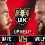 タイラー・ベイト対ウルフギャング!ダコタ・カイ対キラー・ケリー!【WWE・NXT UK・2018年10月】