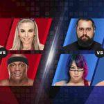 MMC2・5週目!ラシュリー&ミッキー組、ミズ&アスカ組が勝利!【WWE・2018年10月】