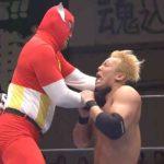 最初で最後のレインメーカー対キャプテン!【2012.4.8】
