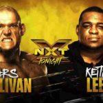 ラーズ・サリバン対キース・リー!カイリ&イオ&カイが共闘を宣言!【WWE・NXT・2018年11月】