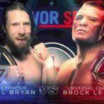 WWE・2018.11.18・サバイバーシリーズ・試合結果・PART2【男子5対5エリミネーション戦~WWE王者 vs ユニバーサル王者】