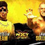 ベルベティーン・ドリーム対ラーズ・サリバン!カイリ・セインがリマッチ権行使で女子王座戦決定!【WWE・NXT・2018年11月】