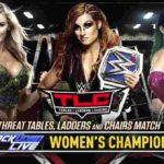 WWE・2018.12.16・TLC・試合結果・PART2【オートン対ミステリオ~SD女子王座戦】
