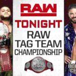 RAWタッグ王座戦、オーサーズオブペイン対ボビー・ルード&チャド・ゲイブル!【WWE・RAW・2018.11.26・PART1】