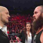 サバイバーシリーズ直前回!フィン・ベイラーがチームRAW加入!ステフとストローマンが約束!【WWE・RAW・2018.11.12・PART1】
