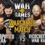 WWE・2018.11.17・NXTテイクオーバー:ウォーゲームズ2・試合結果・PART2【NXT王座戦~ウォーゲーム戦】
