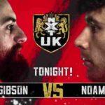 ノーム・ダー対ザック・ギブソン!マーク・アンドリュース対ウルフギャング!【WWE・NXT UK・2018年10月】