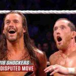 2018年の衝撃的な瞬間!WWE TOP 10【WWE・2018年12月】