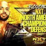 NXT北米王座戦、リコシェ対タイラー・ブリーズ!EC3対ボビー・フィッシュ!【WWE・NXT・2018年12月】