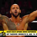 NXTの凄すぎる戦略!NXT TOP 5【WWE・2018年12月】