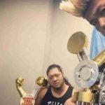 ケニー・オメガ「完璧なチャンピオンボディーを作るため」、GODがYBのリマッチに疑問、タイチ「えこひいき」【新日本プロレス・2018.12.9・PART3】