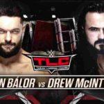 WWE・2018.12.16・TLC・試合結果・PART1【キックオフショー~ベイラー対マッキンタイア】