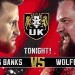 トラビス・バンクス対ウルフギャング!マーク・アンドリュース対ファビアン・アイクナー!【WWE・NXT UK・2018年12月】