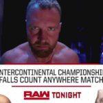 IC王座戦・エニウェアフォールマッチ、アンブローズ対ロリンズ!サーシャが女子王座挑戦権獲得!【WWE・RAW・2019.1.7・PART2】