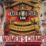 WWE・2019.1.12・NXT UK テイクオーバー:ブラックプール・試合結果