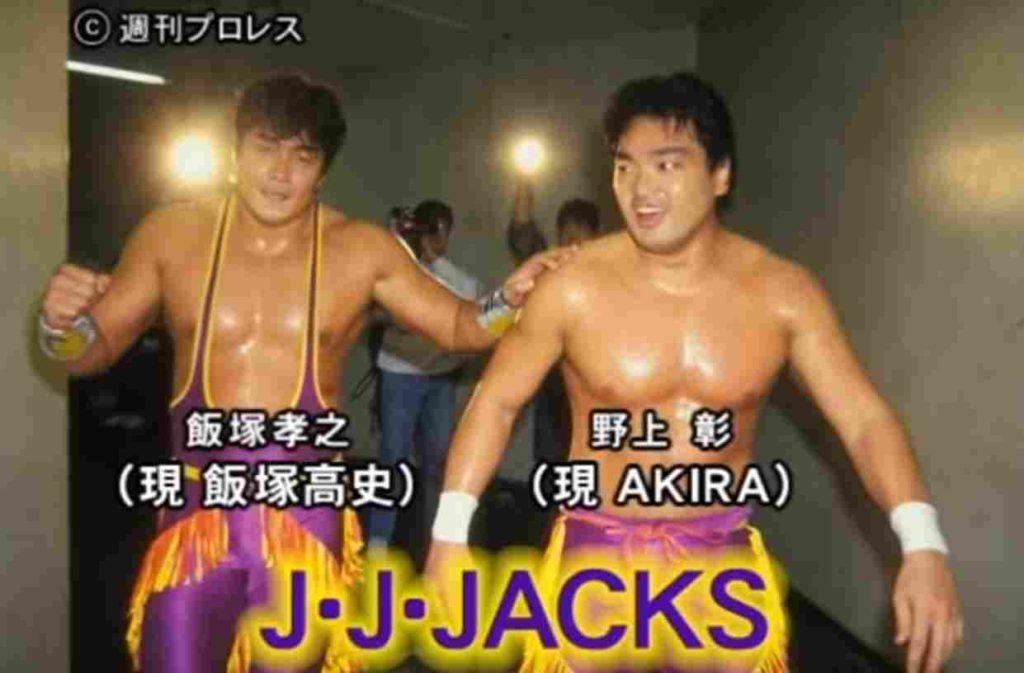 飯塚高史の現役引退が決定、J・J・ジャックス復活なるか?【新日本 ...