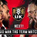 テイクオーバー:ブラックプール直前回!ブリティッシュストロングスタイル対ギャラス!【WWE・NXT UK・2019年1月】